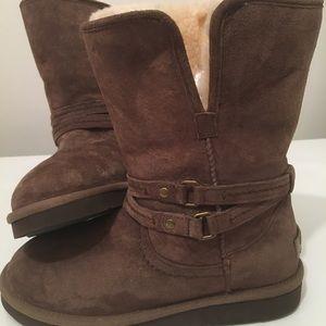 Ugg Palisade Chocolate Boots